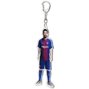 バルセロナ ファンアクセサリー バルセロナ アクリルキーホルダー No.10|soccershop
