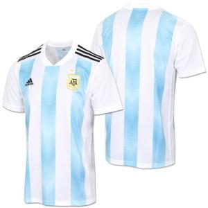 アディダス レプリカウェア 2018 アルゼンチン代表 HOME レプリカ ユニフォーム 半袖|soccershop