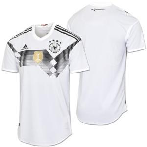 アディダス レプリカウェア 2018 ドイツ代表 HOME オーセンティック ユニフォーム 半袖|soccershop