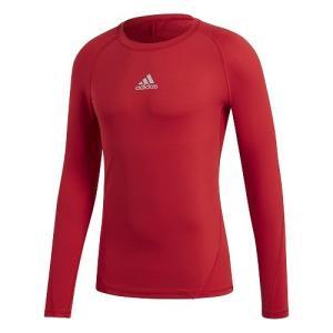 アディダス サッカーウェア ALPHASKIN TEAM ロングスリーブシャツ|soccershop