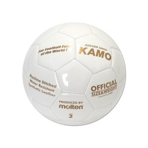 モルテン サッカーボール KAMOオリジナル サッカーボール 2号球 soccershop