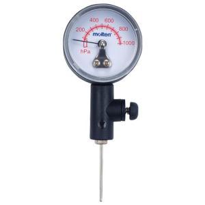 モルテン プレイヤーアクセサリー ボール専用圧力計|soccershop