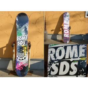 10 ROME SDS SNOWBOARDS LO-FI R...