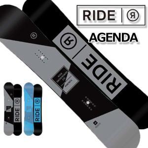 RIDE/AGENDA 15-16 スノーボード/板