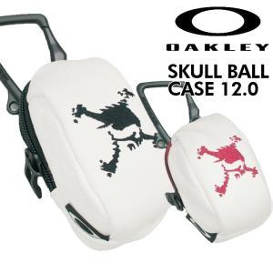ブランド名:OAKLEY オークリー モデル名:SKULL BALL CASE 12.0 サイズ:約...