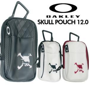 ブランド名:OAKLEY オークリー モデル名:SKULL POUCH 12.0 サイズ:約H16c...