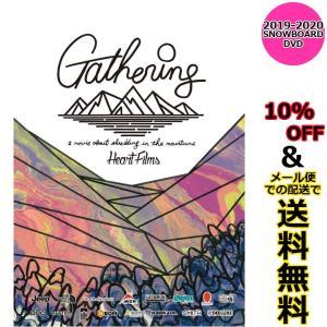 GATHERING ギャザリング Heart Films ハートフィルム 14th movie パウダー バックカントリー 19-20 SNOW DVD