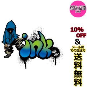 INK インク ink production インクプロダクション 国母和宏による話題のニュープロジェクト オールラウンド 19-20 SNOW DVD