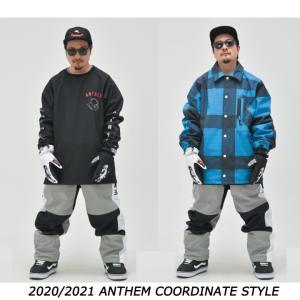 20-21 ANTHEM アンセム SIDEPANEL PNTS サイドパネルパンツ スノーボードウェアー メンズ レディース パンツ スノボウェアー 正規品|society06|05