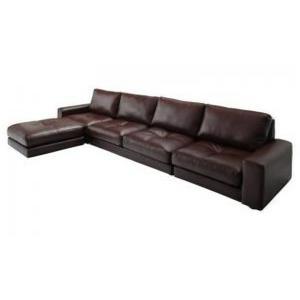 L字 コーナーソファ カウチ 4人掛け 合皮レザーソファ 〔4P 幅270cm〕 大型 L字型ソファー|sofa-lukit