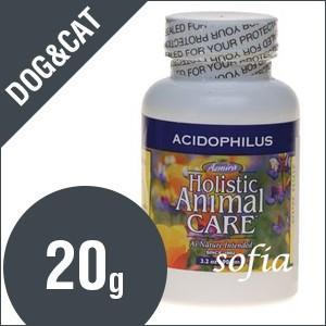 アズミラ Azmiraアシドフィラスパウダー 20g (犬・猫用)|sofia