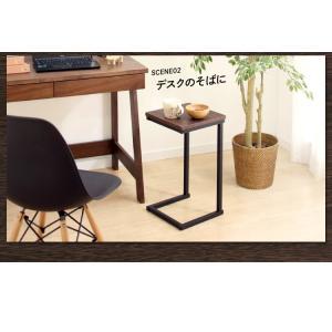 サイドテーブル おしゃれ 木製 テーブル シンプル ソファサイドテーブル ベッドサイドテーブル SDT-29 アイリスオーヤマ|sofort|03