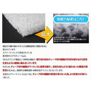 エアリープラス 敷きパッド セミダブル APPH-SD アイリスオーヤマ かため 三つ折り 折りたたみ カバー 寝具 エアリーマットレス 洗える 丸洗い 快眠 腰痛|sofort|02