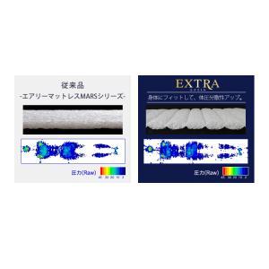マットレス 高反発マットレス エアリーマットレス エクストラ 三つ折りタイプ AMEX-3S アイリスオーヤマ あすつく|sofort|10