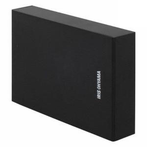 ハードディスク 外付け テレビ録画用 外付けハードディスク 3TB HD-IR3-V1 ブラック アイリスオーヤマ|sofort
