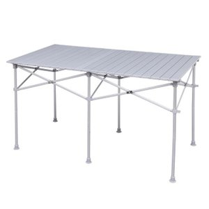 テーブル アルミ ロールテーブル 124cm×70cm レジャー アウトドア 屋外 セール|sofort|03