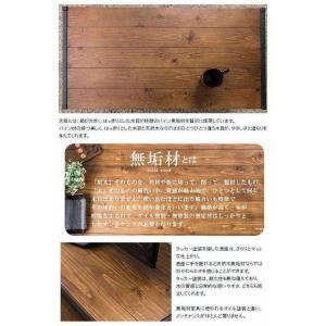 ローテーブル おしゃれ 木製 安い リビングテーブル 収納 センターテーブル  レトロ 一人暮らし テーブル BRTHLT|sofort|03