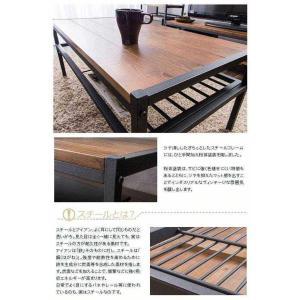 ローテーブル おしゃれ 木製 安い リビングテーブル 収納 センターテーブル  レトロ 一人暮らし テーブル BRTHLT|sofort|04