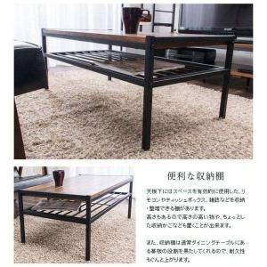 ローテーブル おしゃれ 木製 安い リビングテーブル 収納 センターテーブル  レトロ 一人暮らし テーブル BRTHLT|sofort|05