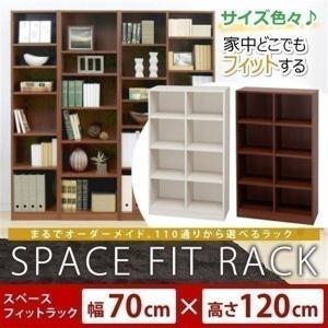 収納ボックス カラーボックス スペース フィット ラック 収納棚 幅70×奥行29×高さ120cm S-SFR1270 アイリスオーヤマ 本棚 書棚 人気 新生活応援|sofort