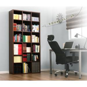 本棚 大容量 収納棚 書棚 ディスプレイラック ブックシェルフ コミックラック BKS-1890 全2色 アイリスオーヤマ|sofort|03