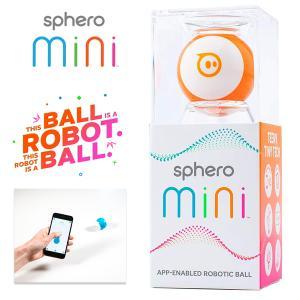 Sphero Mini Orange スマートトイ プログラミング学習 softbank-selection
