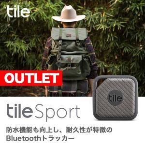 Tile Sport タイル スポーツ / スマートトラッカー 忘れ物防止タグ|softbank-selection