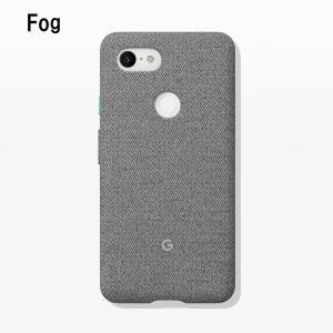 Google Fabric Case Fog for Pixel 3 XL 純正 スマホケース グーグルピクセル3xlケース スマホカバー スマホ ケース カバー  携帯ケース|softbank-selection