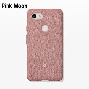 Google Fabric Case Pink Moon for Pixel 3 XL 純正 スマホケース グーグルピクセル3xlケース スマホカバー スマホ ケース カバー|softbank-selection