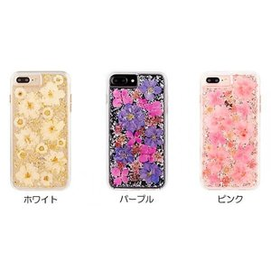 Case-Mate iPhone 8 Plus / 7 Plus / 6s Plus / 6 Plus Karat Petals ホワイト|softbank-selection