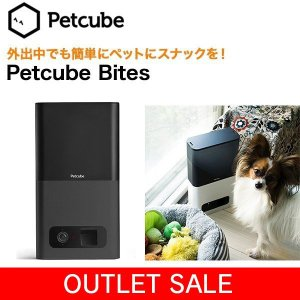 Petcube Bites Carbon Black|softbank-selection