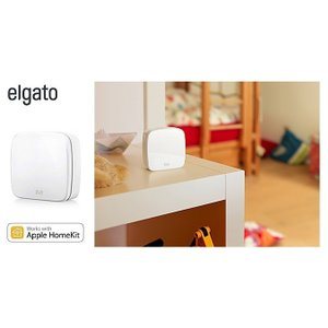 アウトレット Elgato Eve Room Wireless Indoor Sensor|softbank-selection