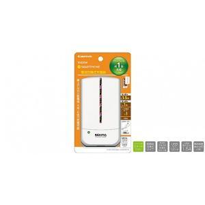 多摩電子工業 電池6本交換式チャージャー|softbank-selection