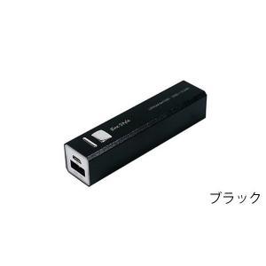 モバイルバッテリー Enestyle 3300mAh ブラック TL72SK|softbank-selection