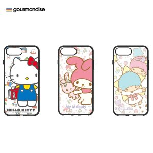 サンリオキャラクターズ IIII fit iPhone 8 Plus / 7 Plus / 6s Plus / 6 Plusケース ハローキティ|softbank-selection