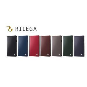 ライトグレー RILEGA Edge Flip for iPhone 8 / 7 SB-IA15-LCFB / GL|softbank-selection