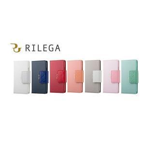レッド RILEGA Harmony Flip for iPhone 8 / 7 SB-IA15-LCDI / RD|softbank-selection