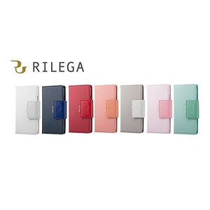 ピンク RILEGA Harmony Flip for iPhone 8 / 7 SB-IA15-LCDI / PK|softbank-selection