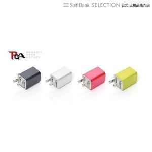 iCharger USB電源アダプタ ブラック PG-IPDUAC01BK|softbank-selection