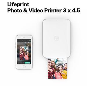 Lifeprint Photo & Video Printer 3 x 4.5|softbank-selection