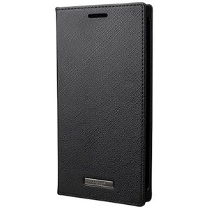 "GRAMAS  ""EURO Passione"" PU Leather Book Case for Pixel 3a XL Black