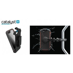防水・耐衝撃 Catalyst iPhone 6s Plus/6 Plus マルチスポーツマウント ブラック|softbank-selection