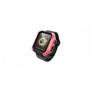 Catalyst Apple Watch 42mmシリーズ 3/2衝撃吸収ケース コーラルブラック|softbank-selection