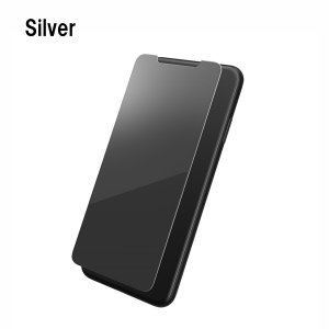 GRAMAS iPhoneXSMax フィルム Protection Mirror Glass Silver|softbank-selection