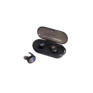 NAGAOKA Bluetooth5.0対応 オートペアリング機能搭載 スケルトン完全ワイヤレスイヤホン スケルトンブラック|softbank-selection