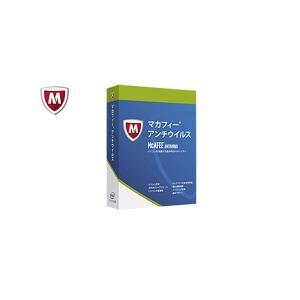 マカフィー(R) アンチウイルス セキュリティソフト 1年版...