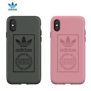 adidas iPhoneX ケースTactile Rose|softbank-selection