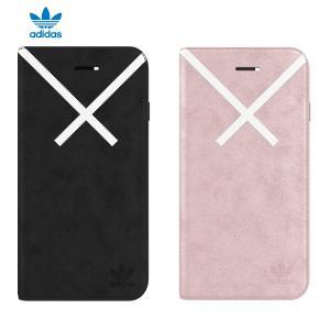 adidas OR-XBYO-Booklet case-iPhone 8-Black|softbank-selection