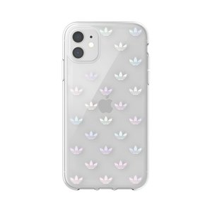 超軽量TPUを使用、落下の衝撃からiPhoneを守ります。  iPhone 11 adidas OR...