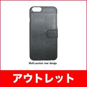 アウトレット iPhone 7/8 Multi pocket rear design hard shell|softbank-selection